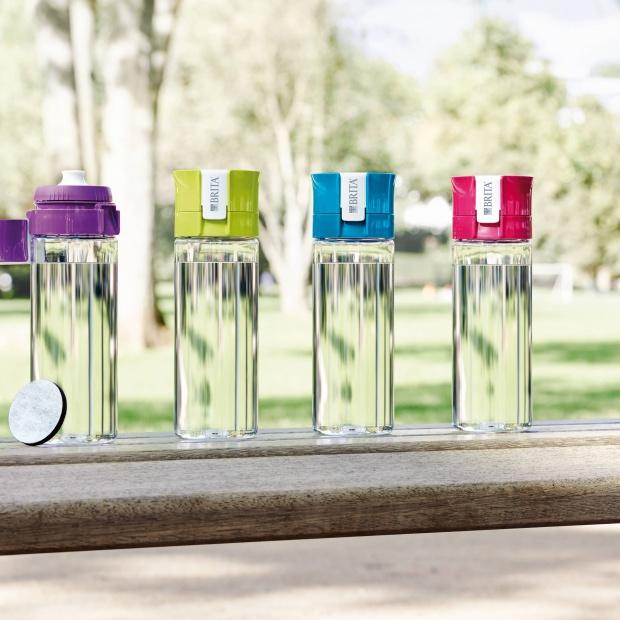 Woda pitna zawsze z Tobą: podręczna butelka z filtrem