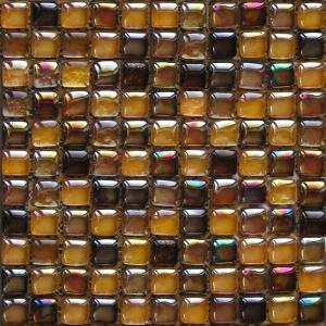 Mozaika szklana Candy Brown. Fot. Ceramstic