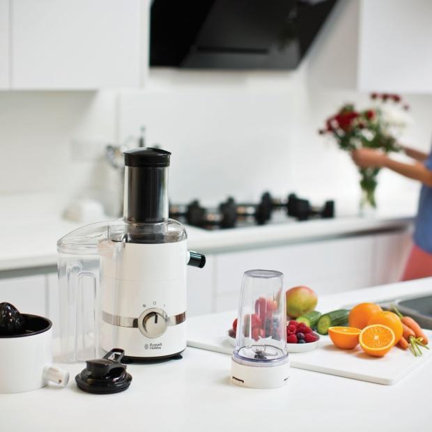 Zdrowa kuchnia - nowe blendery do zadań specjalnych