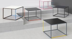 Minimalistyczne meble o geometrycznych kształtach polecane są do wnętrz w stylistyce industrialnej, skandynawskiej, a także urozmaicają przestrzeń nawiązującą do klasyki i stylu vintage.