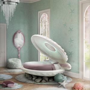 Łóżko Little Mermaid. Fot. Circu