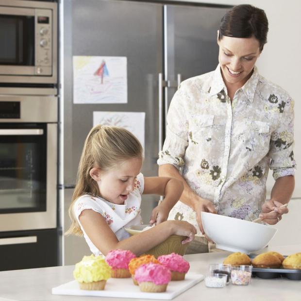 Bezpieczna kuchnia - antybakteryjne blaty