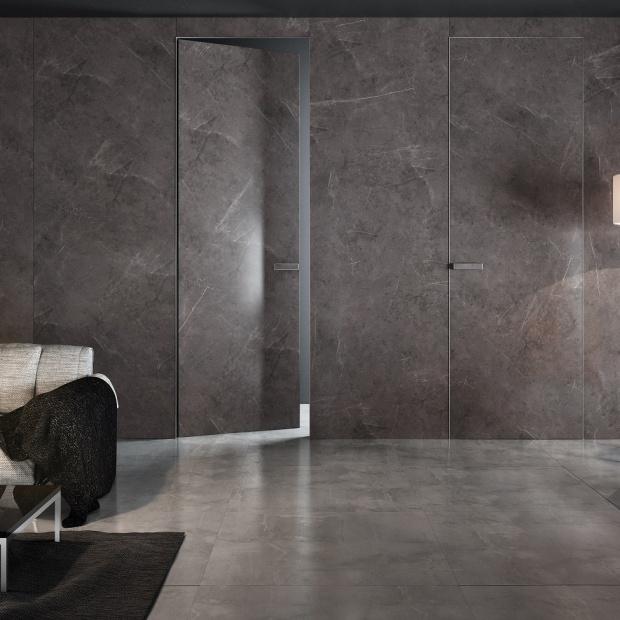 Kamienne drzwi - nowość do modnych wnętrz