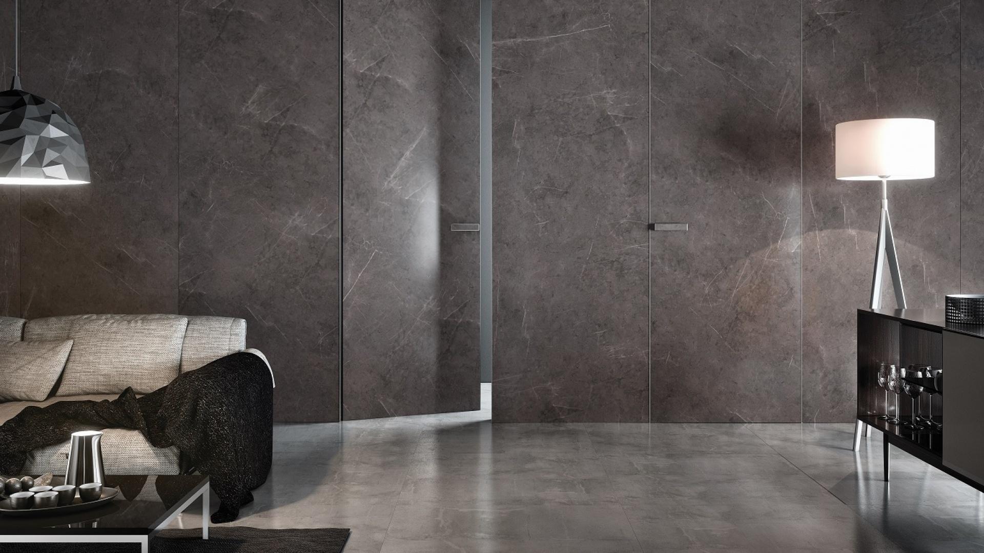 Drzwi PIU ALU Spiek. Fot. PIU Design