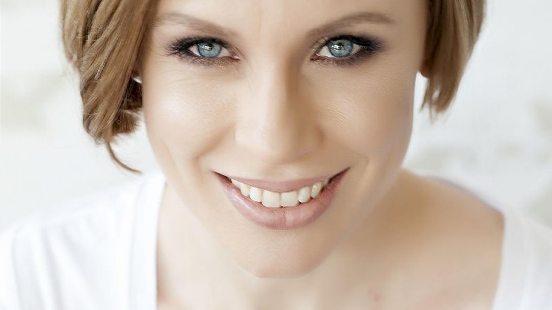 Agata Słoma, założycielka i właścicielka pracowni projektowej OMII. Architektka z 20 letnim doświadczeniem, ekspertka w dziedzinie projektowania wnętrz. Architekt i zarazem Project Manager. Fot. Archiwum