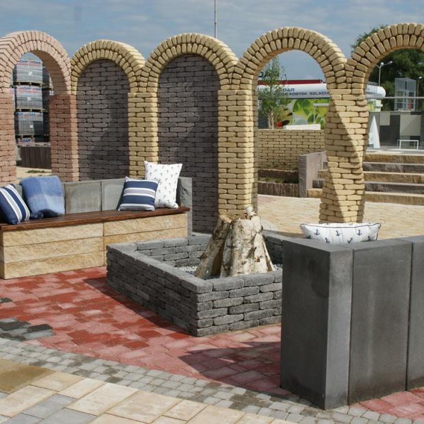 Piękny ogród: postaw na pergole z... betonu