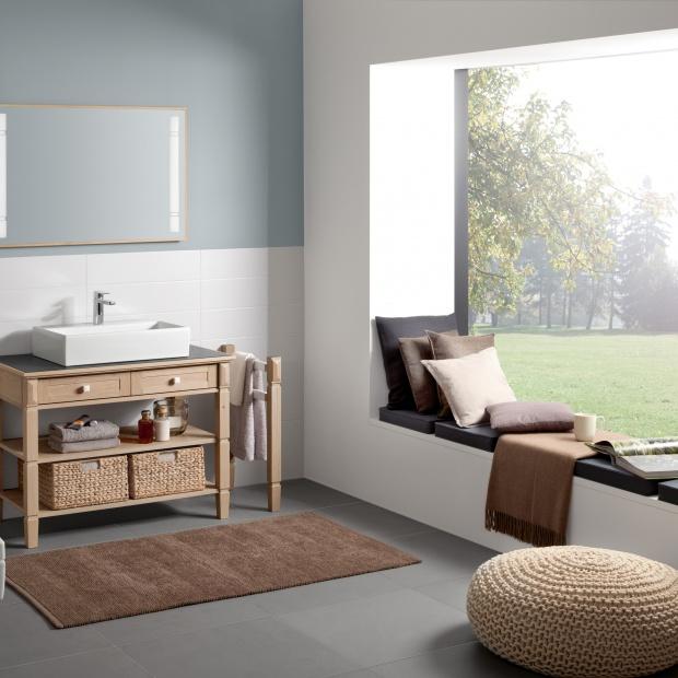 Meble do łazienki – stylowa kolekcja z naturalnego drewna