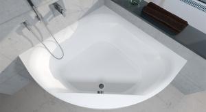 Niewielka łazienka to wielkie wyzwanie! Polecamy rozwiązania producentów stworzone specjalnie do małych łazienek.
