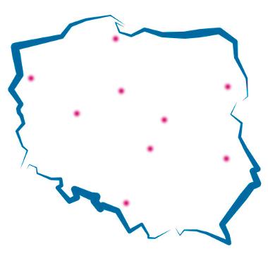 Mapa Spotkań SDR 2016