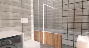 Szukasz pomysłu na łazienkę w nowoczesnym stylu? Zobacz naszą propozycję aranżacji.