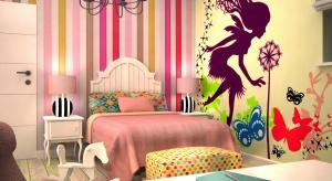 Sypialnia to pomieszczenie, które kojarzy się z szarościami i beżami. Wcale nie musi tak być. Zobacz kolorowe wnętrza przełamujące te stereotypy.