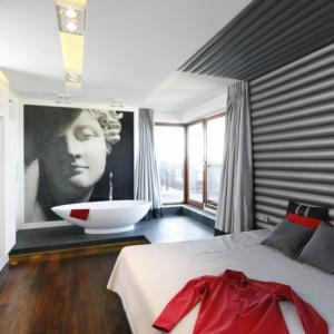 10 zdjęć łazienki z sypialnią z domów Polaków