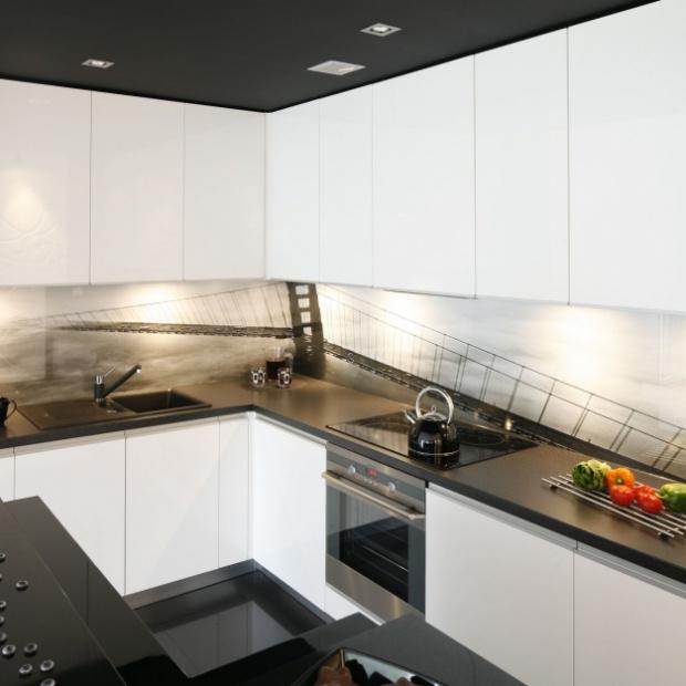 Fototapeta w kuchni: zobacz jak udekorować ściany