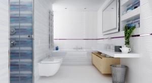 Płytki ceramiczne to absolutna klasyka gatunku jeśli chodzi o wykończenie łazienek.Zobaczcie jakie płytki są modne!