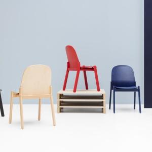 Krzesło Nordic - projekt dla marki Noti, 2015 rok