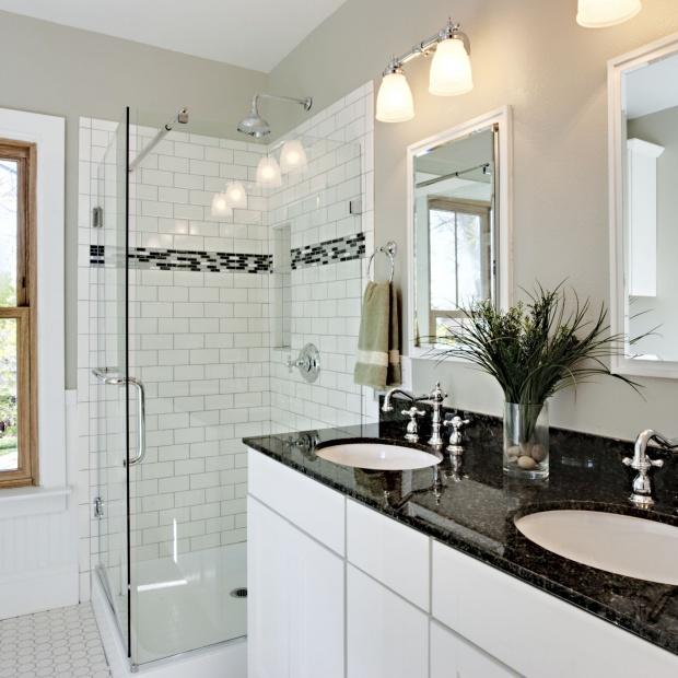 Kamień naturalny w łazience – postaw na piękny granit