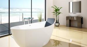 Są piękną ozdobą łazienki. Kojarzą się z relaksem absolutnym. Poznajcie królowe łazienkowych wnętrz - wanny wolno stojące.