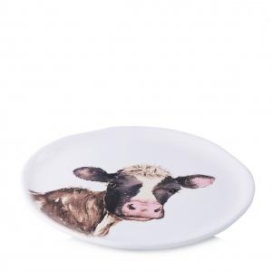 Talerz - Cow, cena: 49zł