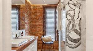 Właścicielom zależało na stworzeniu eleganckiego, ale zarazem bezpretensjonalnego wnętrza. Zobaczcie piękną, przytulną łazienkę.
