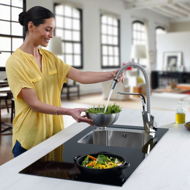 Strefa zmywania: sprawdź jaką wybrać baterię