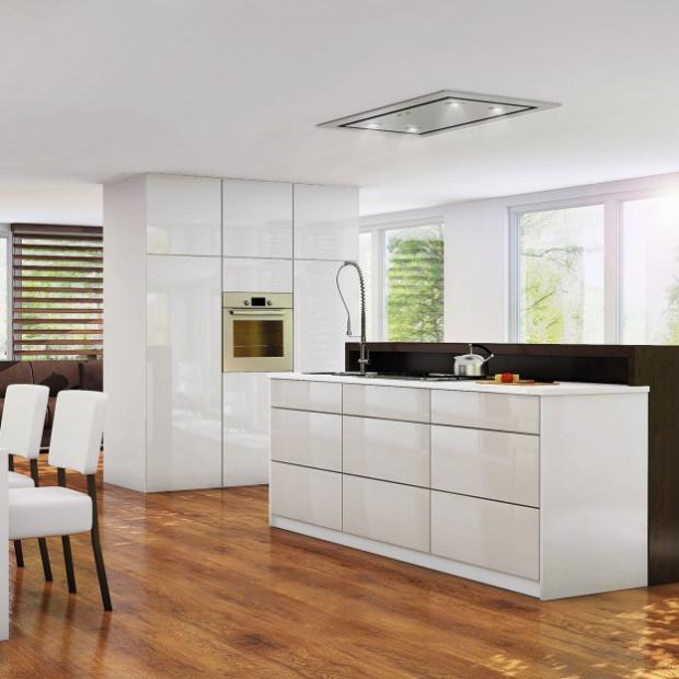 Sprawdź nowoczesne okapy kuchenne