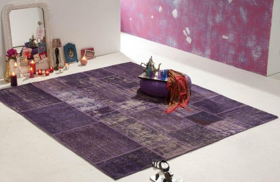 Dywan New Life Purple. Fot. Epic Carpets