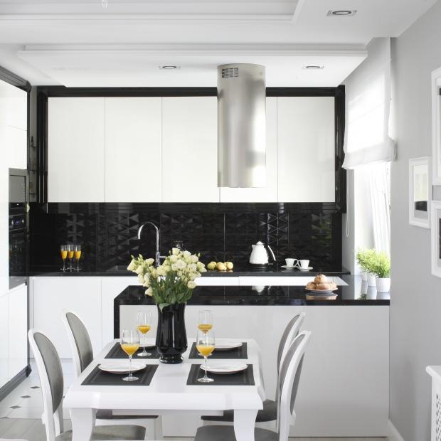 10 pomysłów na kuchnię w kawalerce