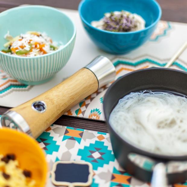 Modna kuchnia – zobacz eleganckie i praktyczne naczynia