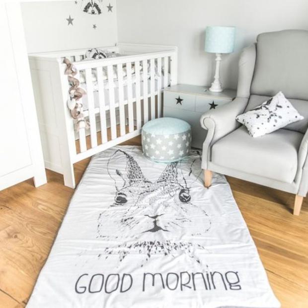 Pokój dziecka - przytulny projekt dla malucha