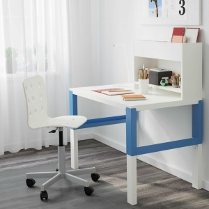 Miejsce do nauki. Fot. IKEA