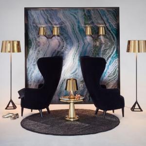 Kolekcja lamp Base Brass, Tom Dixon dostępne na Westwing.pl