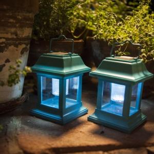 Lampki solarne. Fot. Castorama