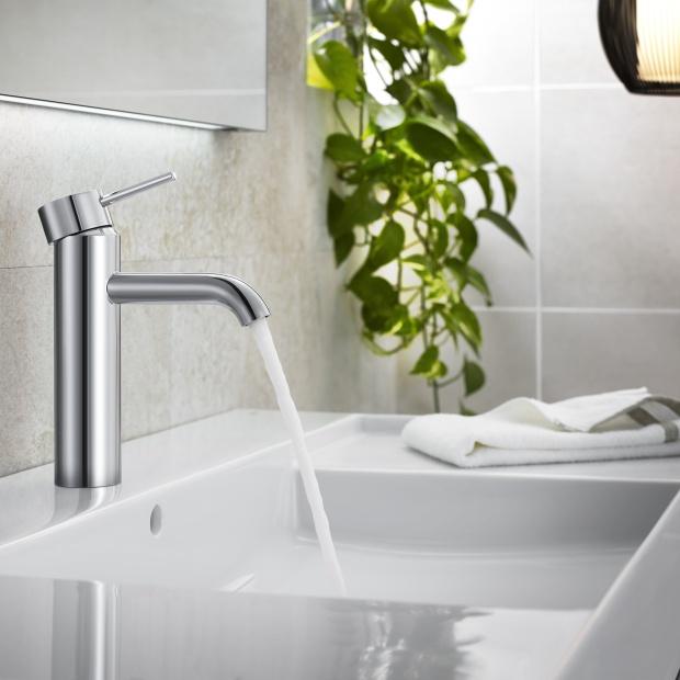Nowości do łazienki: oszczędna armatura
