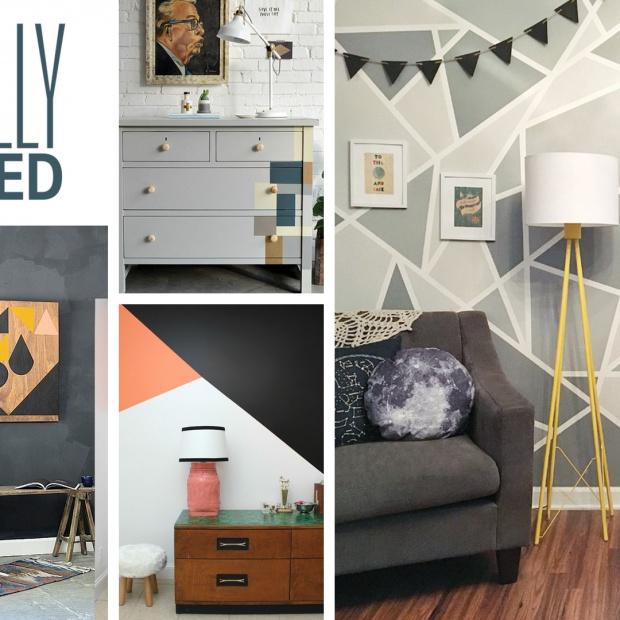 Dekorujemy mieszkanie - pomysły na taśmę!