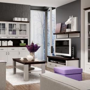 Meble do salonu - zobacz kolekcje w stylu prowansalskim