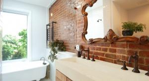 We współczesnych aranżacjach kuchni i łazienek stawia się na oryginalne wzornictwo. Standardem staje się łączenie pięknego designu z funkcjonalnością.