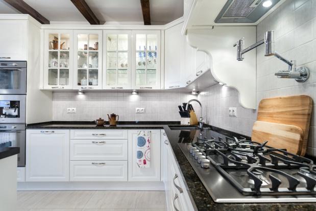 Przykład kuchni rustykalnej Kuchnia w stylu rustykalnym, czyli jaka?