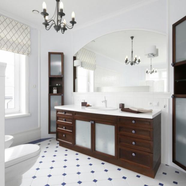 Urządzamy łazienkę w stylu klasycznym