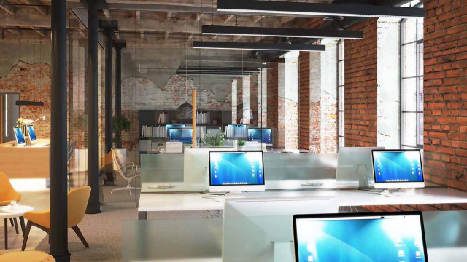 Sepia Office, fot. materiały inwestora