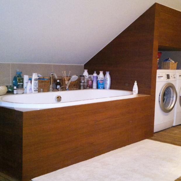 Jak wykończyć ściany w łazience na poddaszu?