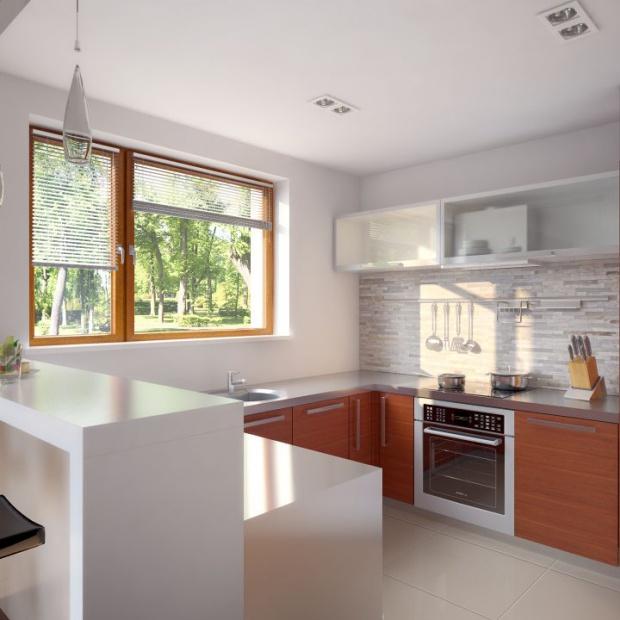Dom drewniany: zobacz piękny projekt i wnętrze
