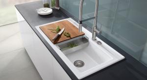 Dzisiaj strefa zmywania jest ergonomiczna, proekologiczna i nie zapomina o najnowszych trendach wzorniczych.