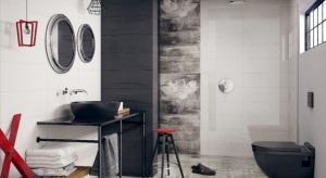 Przez lata urządzaliśmy przede wszystkim jasne łazienki - czy to w bieli, czy też w odcieniach szarości i beżów. Ostatnimi czasy do łask wracają jednak ciemniejsze kolory, takie jak egzotyczne brązy, grafity, a nawet czerń.