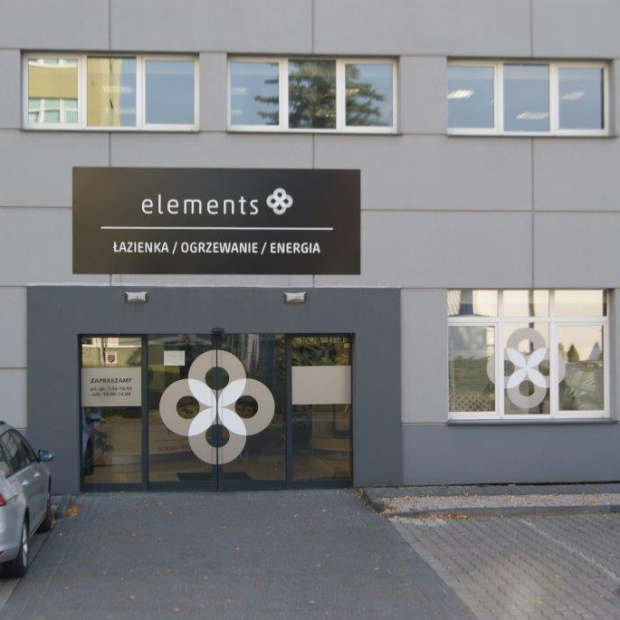 Archiconnect poleca: Salon Elements Łódź - Blisko Ciebie