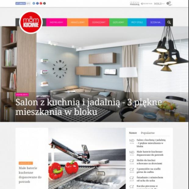 Mamkuchnie.pl w nowej odsłonie. Zobacz!