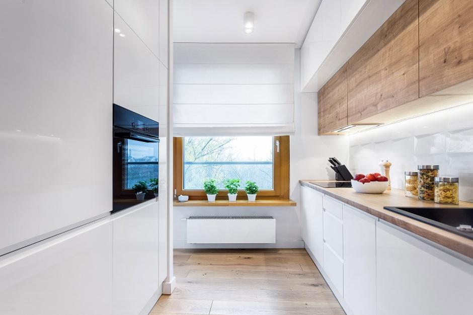 Fot Max Kuchnie  Studio Kuchnia zamknięta czy z salonem  zobacz pomys  -> Kuchnia Otwarta Czy Zamknieta Domu