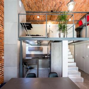 Mieszkanie w lofcie - tak można mieszkać w starej fabryce