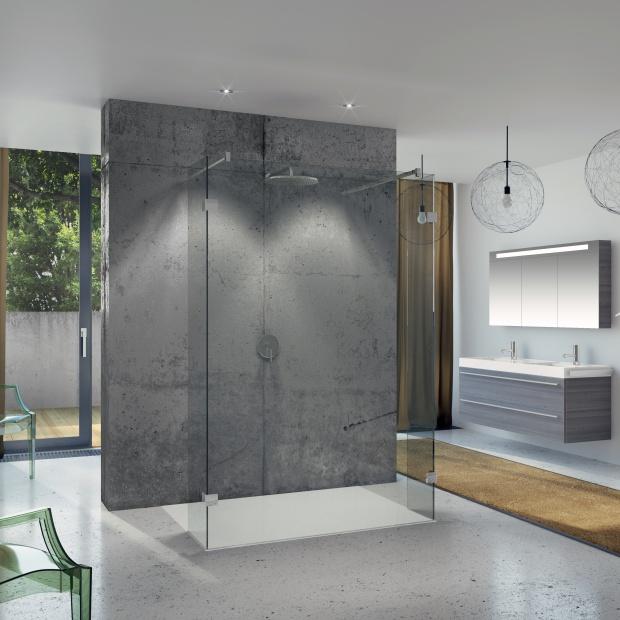 5 pomysłów na beton we wnętrzu