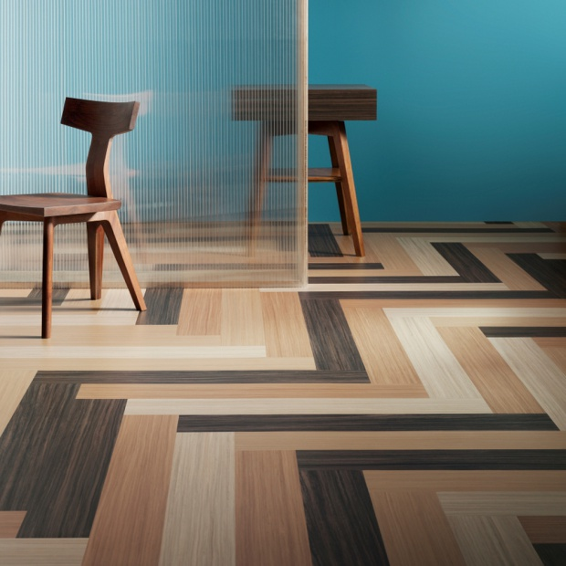 Marmoleum Modular – stylowe i naturalne podłogi