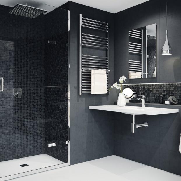 Prysznic w łazience - pomysły na nowoczesną aranżację